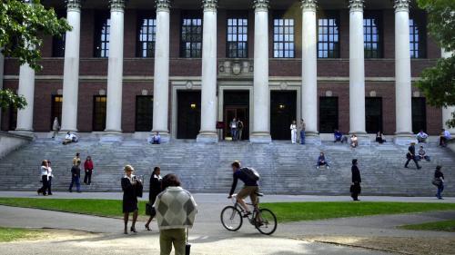 Meilleures universités du monde: Harvard en tête du classement de Shanghai pour la 17eannée consécutive