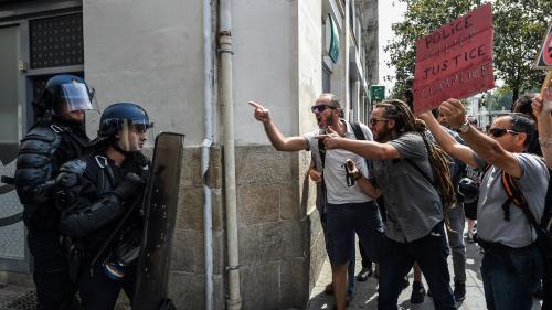 Violences policières : comment la relation entre la police et les manifestants s'est-elle dégradée ?