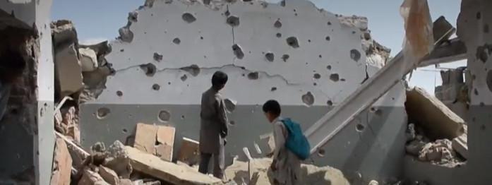Afghanistan : une école au milieu des ruines