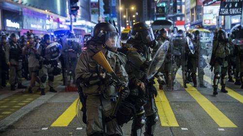 """Crise à Hong Kong: """"Un nouveau Tiananmen est impensable aujourd'hui, la Chine le sait trèsbien"""""""