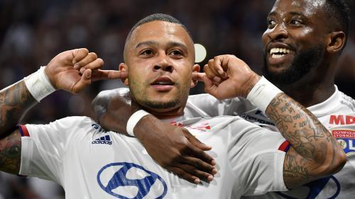 Ligue 1 : Lyon écrase Angers (6-0) et prend provisoirement la tête du classement