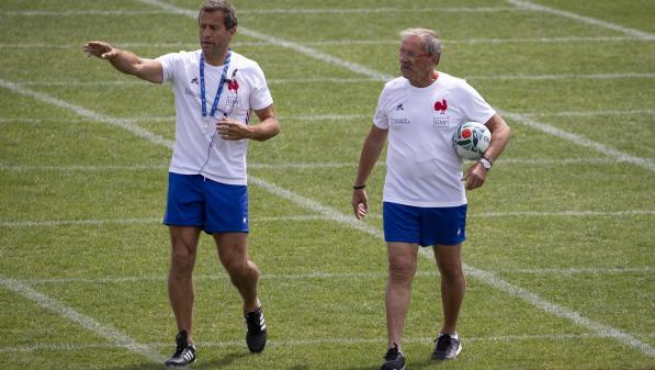 Rugby : à un mois du Mondial, les Bleus en quête d'équilibres face à l'Ecosse