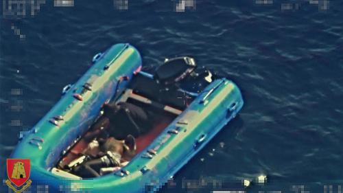 """""""Nous étions 15 sur le bateau et je suis le seul en vie"""" : un Ethiopien raconte l'enfer à bord d'un canot parti de Libye"""
