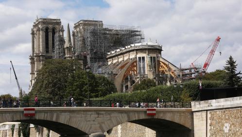 Notre-Dame : état des lieux avant le redémarrage lundi d'un gigantesque chantier