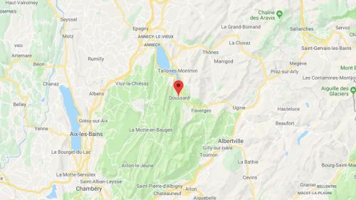 Annecy : un homme arrêté en voiture, lecorps de son épouse dans son coffre
