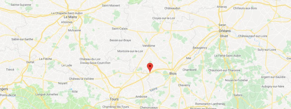 Loir-et-Cher : un carambolage impliquant cinq véhicules fait au moins deux morts sur l'A10