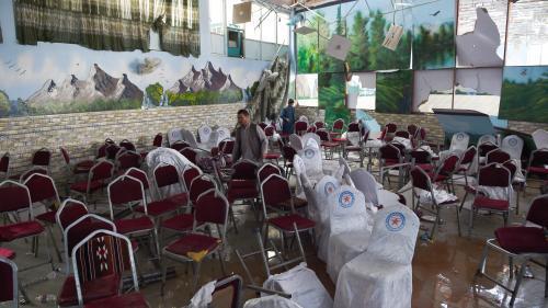 Ce que l'on sait de l'attentat kamikaze en Afghanistan lors d'une fête de mariage