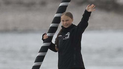 Le voyage de Greta Thunberg en bateau est-il vraiment plus polluant que si elle avait pris l'avion ?