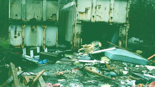 CARTE. Décharges sauvages : plus de 580 cas signalés dans toute la France sur #AlertePollution