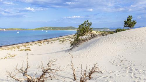 """Des touristes français arrêtés en Sardaigne pour """"vol de sable"""""""