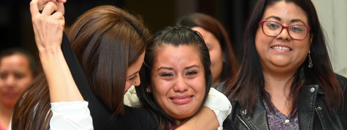 Salvador : acquittement d'une femme jugée pour homicide après avoir perdu son bébé