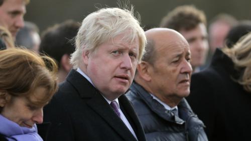 Emmanuel Macron recevra Boris Johnson jeudi à l'Elysée