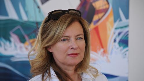 Valérie Trierweiler annonce la sortie d'un nouveau livre