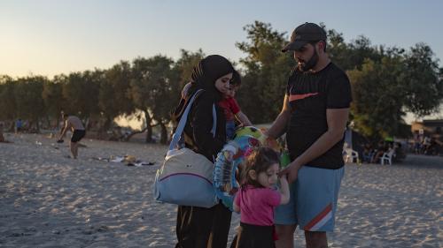 """""""Beaucoup de travailleurs turcs ont perdu leur emploi"""" : ÀIstanbul, les Syriens ne sont plus les bienvenus"""