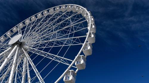 Marseille : une fillette grièvement blessée sur la grande roue de la plage du Prado