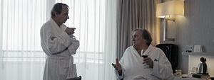 """Houellebecq et Depardieu en duo dans """"Thalasso"""" : """"Une espèce de Laurel et Hardy sous ectasy"""""""