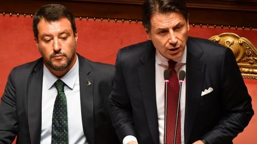 Italie : le président du Conseil Giuseppe Conte annonce sa démission et la fin de son gouvernement de coalition