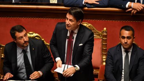 Crise politique en Italie : quels sont les scénarios possibles après la fin du gouvernement de coalition ?