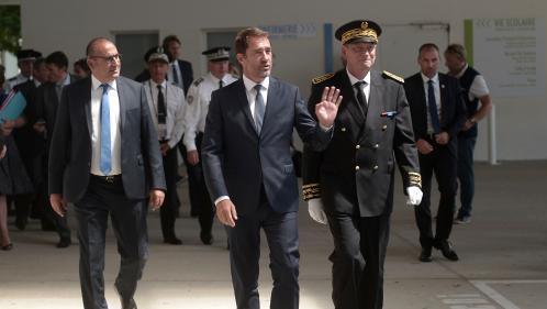 DIRECT. G7 à Biarritz : le ministre de l'Intérieur Christophe Castaner présente le dispositif de sécurité