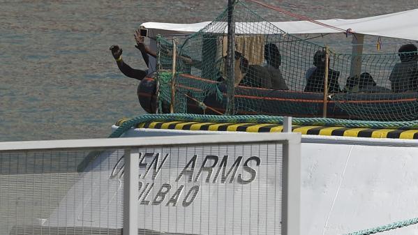 L'actualité de la semaine en photo : Incendies, les migrants de l'Open Arms et les oubliés des vacances