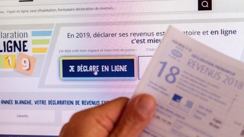 Impôts : les comptes d'environ 2000contribuables ont été piratés au début de l'été