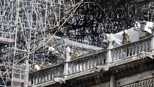 Notre-Dame de Paris : le parvis de la cathédrale devrait rouvrir à la rentrée, annonce le préfet de Paris