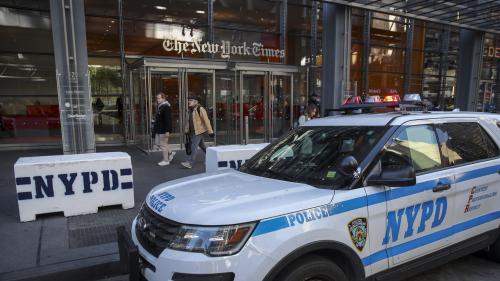 La police de New-York recueille l'ADN de personnes arrêtées, sans leur accord