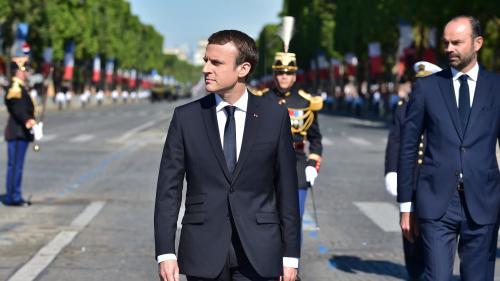 Ce que l'on sait du jeune ultranationaliste qui projetait de tirer sur Emmanuel Macron en 2017