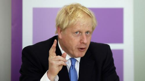 De quoi vont discuter Boris Johnson et Emmanuel Macron lors de leur première rencontre officielle ?