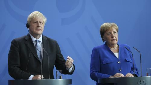 Brexit : Macron intransigeant face à Londres, Merkel entrouvre une porte