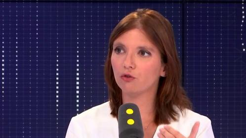 """PMA: """"Personne n'a intérêt à revivre les mêmes termes que pour le débat sur le mariage pour tous"""", indique Aurore Bergé"""