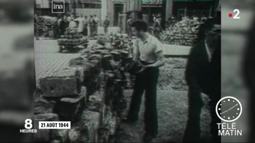 Seconde Guerre mondiale : quand Paris se transformait en un champ de barricades
