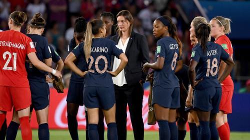 Equipe de France féminine : Corinne Diacre dévoile sa sélection post-Mondial