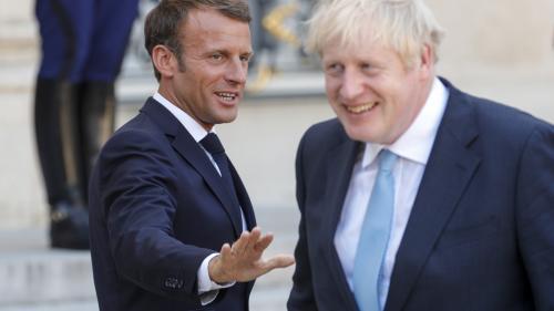 Un nouvel accord sur le Brexit impossible à trouver en un mois, selon Emmanuel Macron