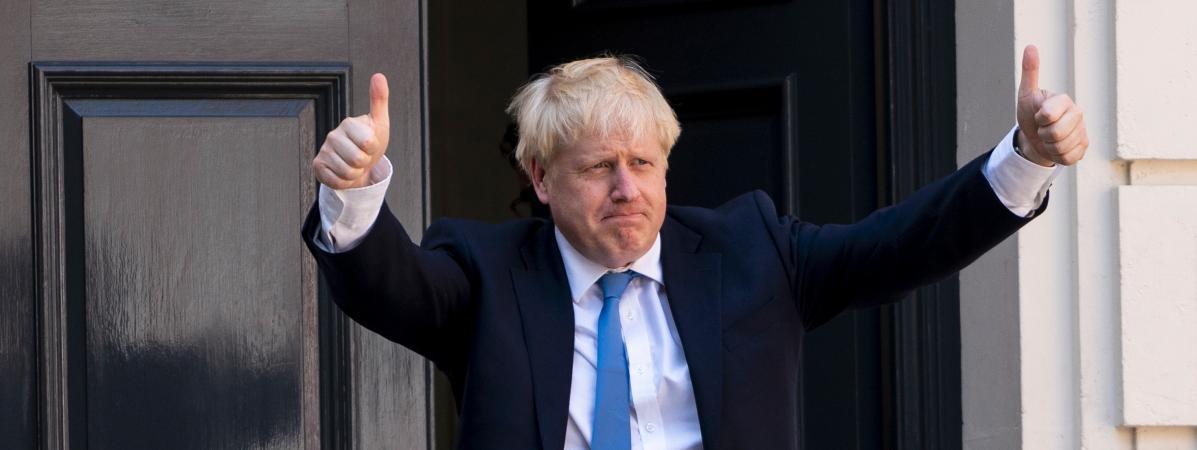 Pour la deuxième étape de sa première tournée à l\'étranger depuis son arrivée au pouvoir fin juillet, M. Johnson sera reçu à déjeuner à l\'Elysée jeudi 22 août.