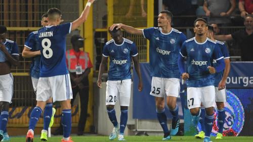 Ligue Europa : Strasbourg peut croire à une qualification après sa victoire face à Francfort