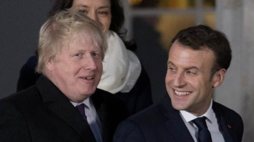 DIRECT. Emmanuel Macron reçoit Boris Johnson à l'Elysée