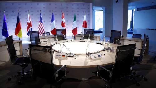Commerce international, inégalités, climat... Quel sera le programme des discussions du G7 ?