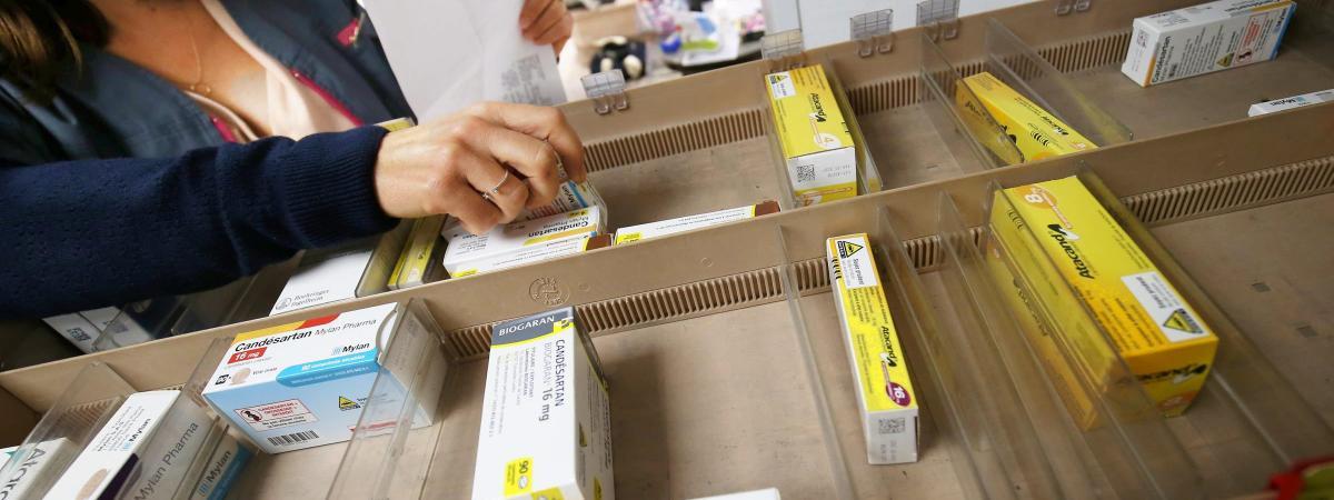 Dans les pharmacies françaises,des centaines de médicaments manquent pendant parfois plusieurs semaines.