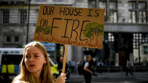 """Incendies en Amazonie : """"Le gouvernement brésilien cherche à tordre les chiffres"""", selon un spécialiste du pays"""