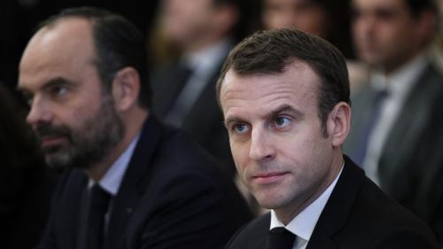 La popularité d'Emmanuel Macron et d'Edouard Philippe stable durant l'été, selon un sondage