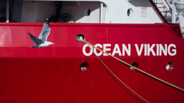 Ocean Viking : les réserves de nourriture à bord du navire de sauvetage s'épuisent