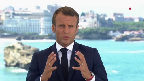 """DIRECT. """"Nous devons répondre à l'appel de l'océan et de la forêt qui brûle"""", lance Emmanuel Macron avant l'ouverture du sommet du G7 à Biarritz"""