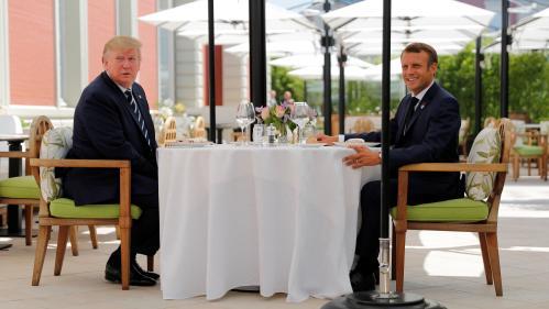 DIRECT. G7 à Biarritz : avant l'ouverture du sommet, Macron et Trump déjeunent ensemble