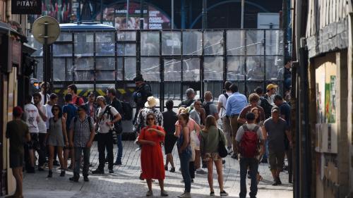 DIRECT. G7 à Biarritz : premières entrevues entre les dirigeants, des manifestants se rassemblent dans la ville voisine de Bayonne