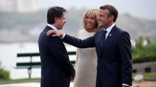 DIRECT. G7 à Biarritz : Emmanuel Macron dîne avec les chefs d'Etat à Biarritz, une manifestation en cours à Bayonne