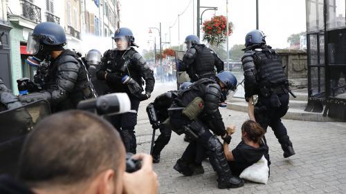 G7 : soixante-huit personnes interpellées samedi dans le cadre du dispositif de sécurité, 38 placées en garde à vue