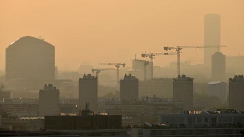 Un épisode de pollution à l'ozone attendu demain en Ile-de-France