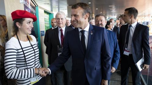 DIRECT. Regardez l'allocution d'Emmanuel Macron au sommet du GT de Biarritz