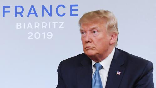 """DIRECT. Sommet du G7 : l'invitation du ministre iranien des Affaires étrangères était une """"surprise"""" pour Trump, affirme la Maison blanche"""